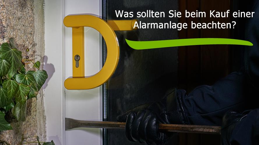 Schlüsseldienst Berlin informiert! Alarmanlage kaufen...